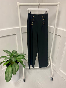 The Debbie High Waisted Retro Trouser