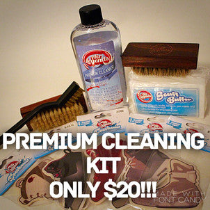 Premium Cleaner Kit