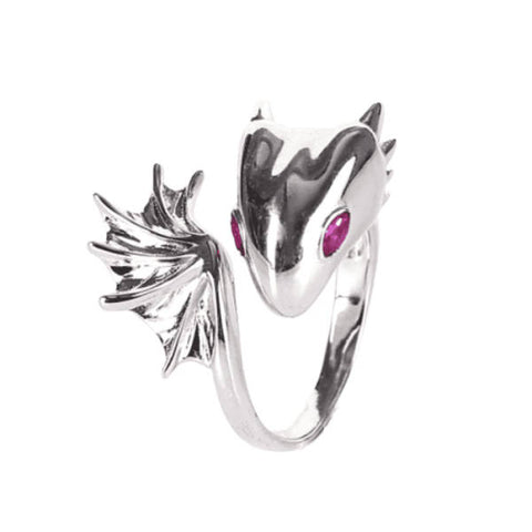 Bague Dragon <br> Krokmou