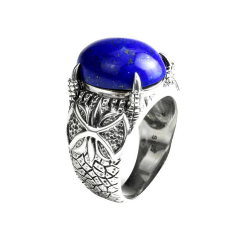 Bague Dragon <br> Biker