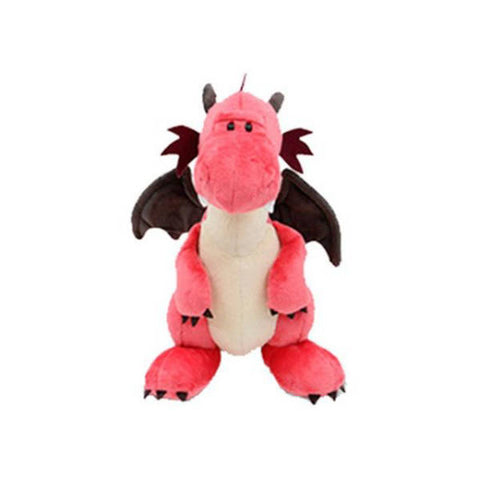 Peluche Dragon Rose