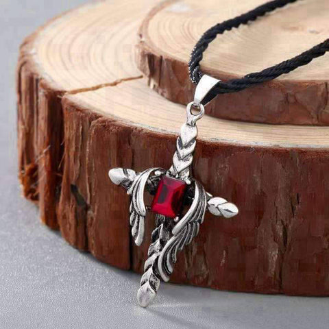 Collier Dragon Aile