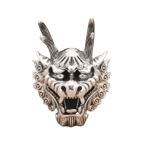 Bague Dragon <br> Rieur