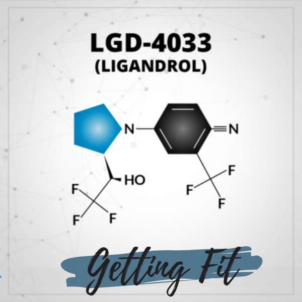 Ligandrol - Gettingfit