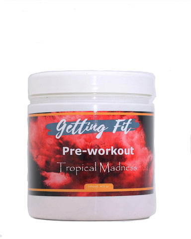 Pre-Workout: Tropical Madness - Gettingfit