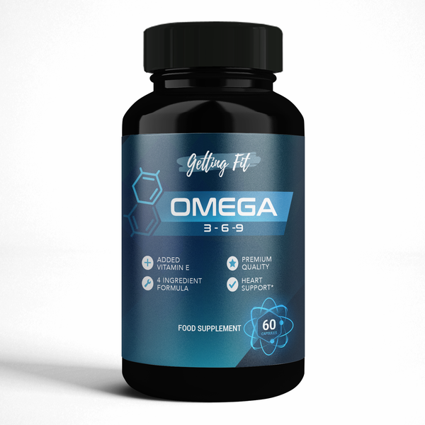 Omega 3-6-9 - Gettingfit