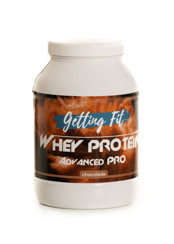 Whey Protein Chocolate - Gettingfit