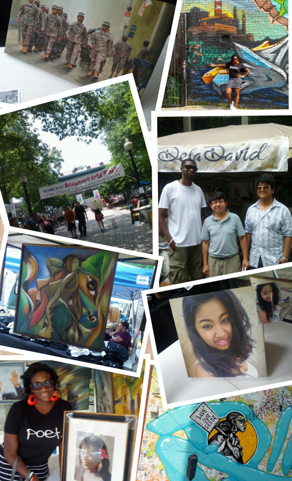 Bridgeport Arts Fest 2012 Recap