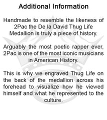 The 2Pac Medallion