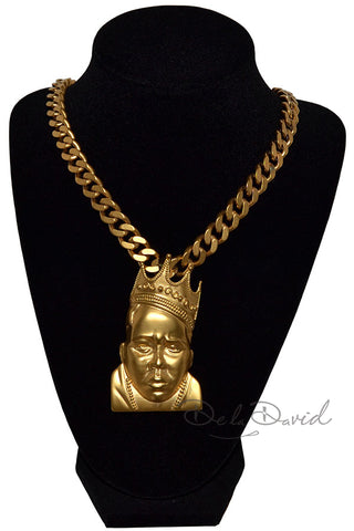 The Notorious B.I.G. Medallion
