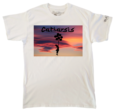 Catharsis (Balloons) Luxury T-Shirt