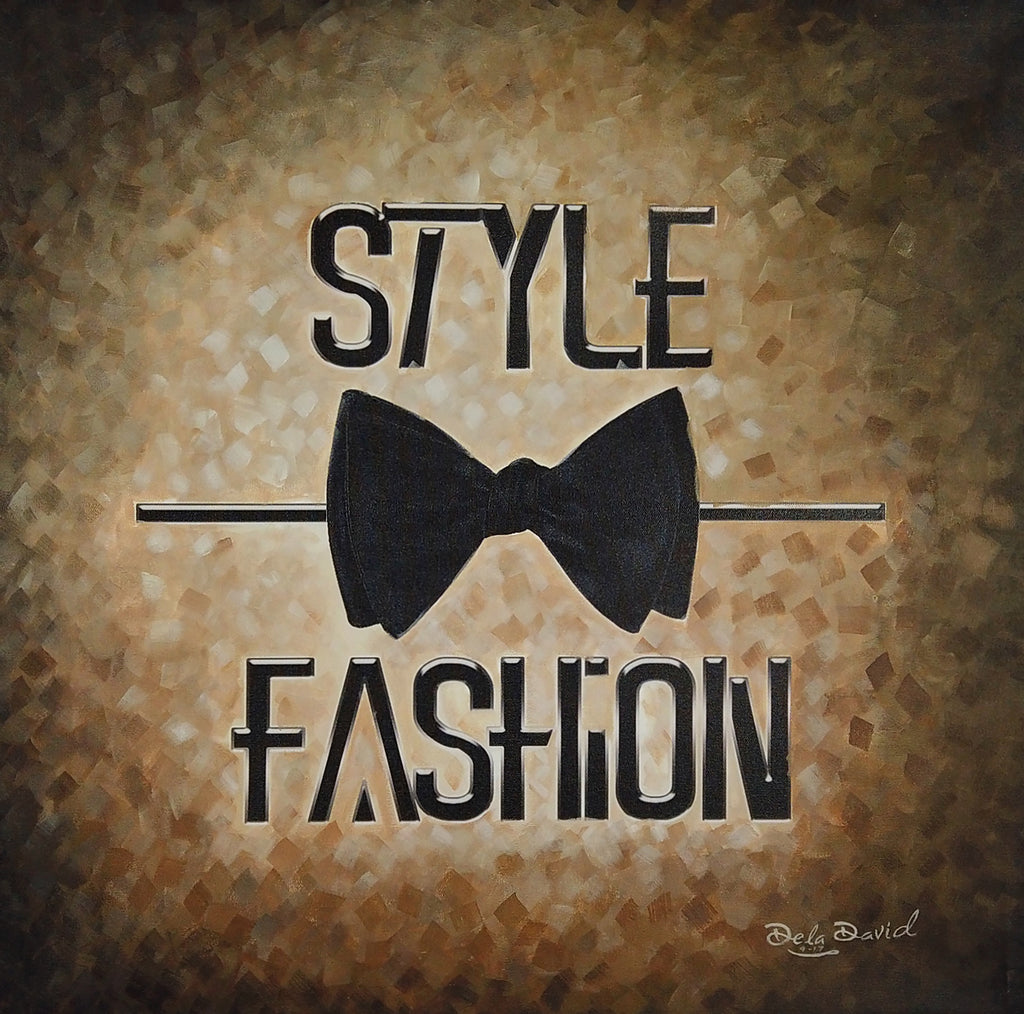 Style (over) Fashion Painting