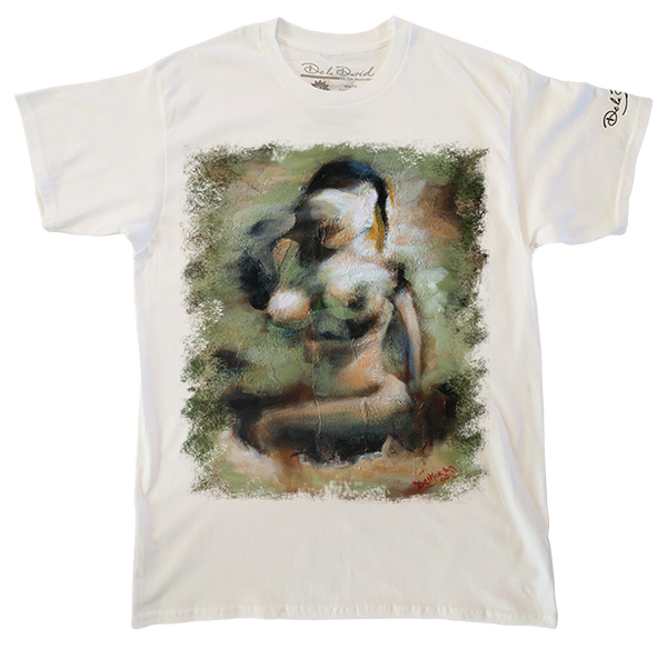 Faceless Beauty Luxury T-Shirt