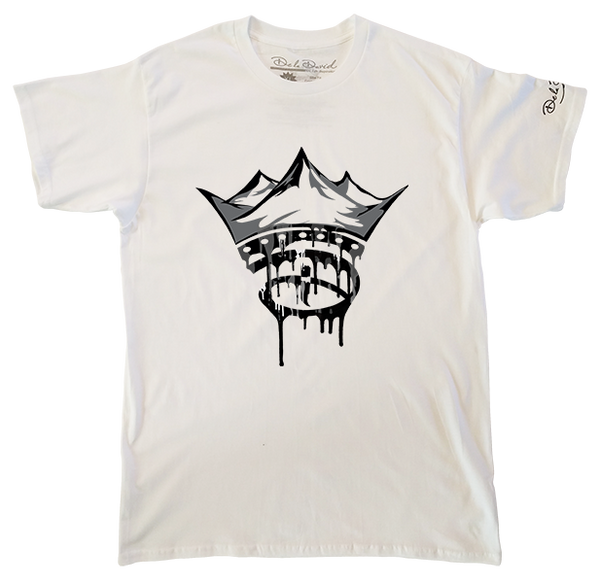 The Dripping Creative Crown Luxury T-Shirt