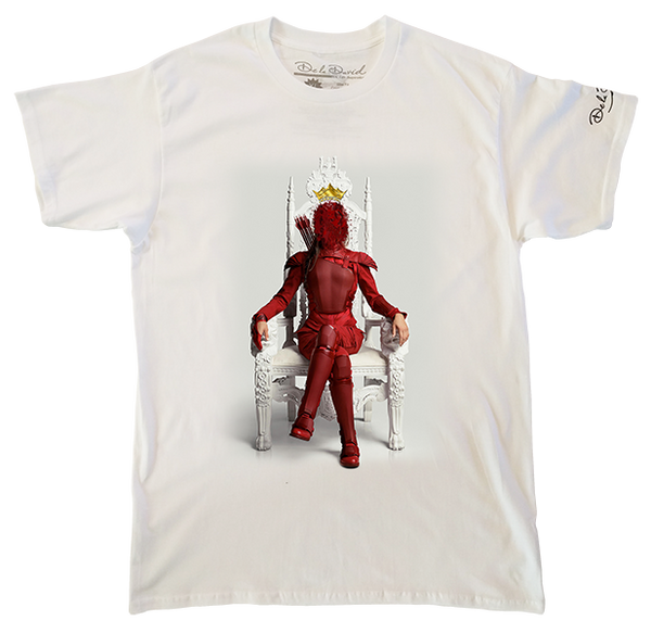 The Mockingjay Queen Luxury T-Shirt