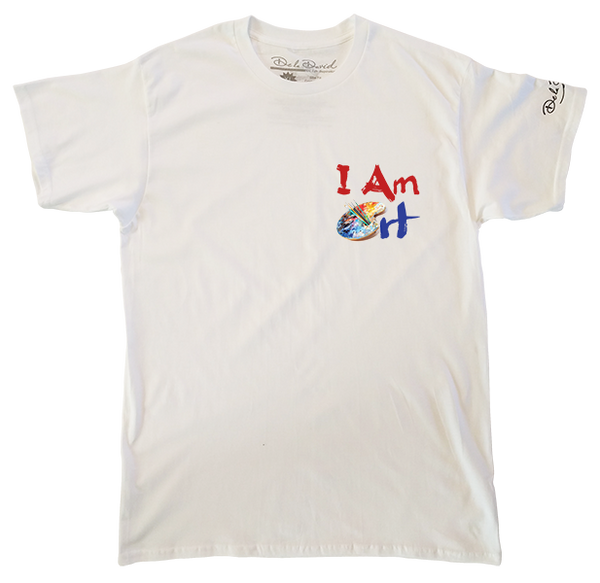 I Am Art Mens Perfect T-Shirt
