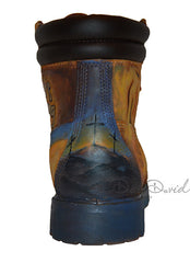 No Greater Love... Hand Painted Timberland 6-Inch Premium Waterproof Boots
