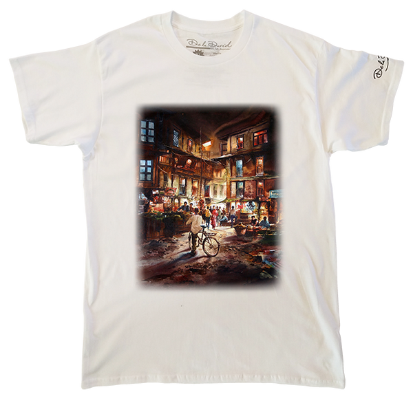 Nights In The City Mens Perfect T-Shirt