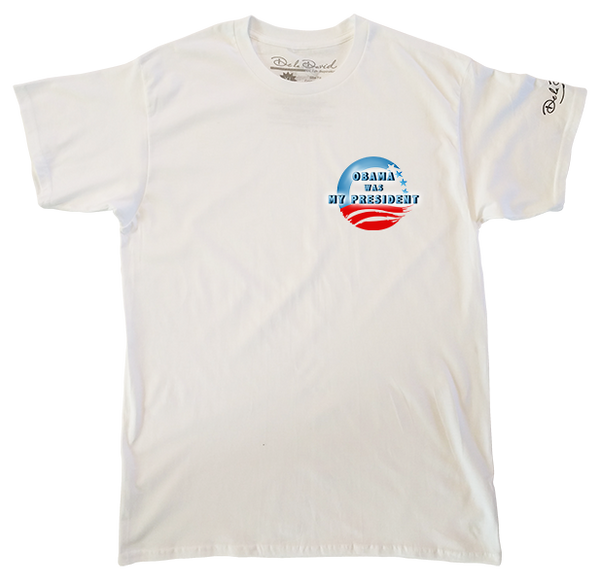 Obama Was My President T-Shirt
