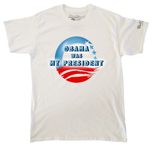 Obama Was My President Mens Perfect T-Shirt