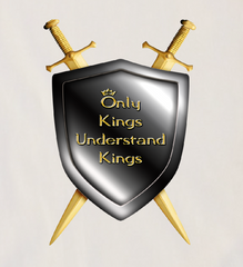 Only Kings Understand Kings Mens Perfect T-Shirt