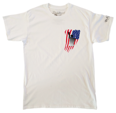 Liberty's Statue Luxury T-Shirt