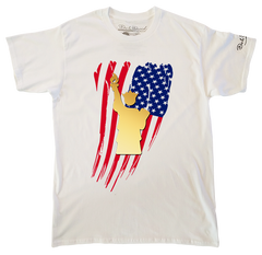 Liberty's Statue Mens Perfect T-Shirt