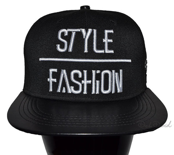 Style Over Fashion Strapback Hat