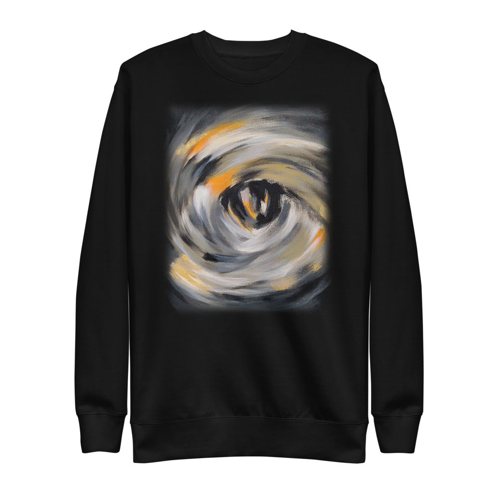 Depths of Perception Unisex Fleece Pullover