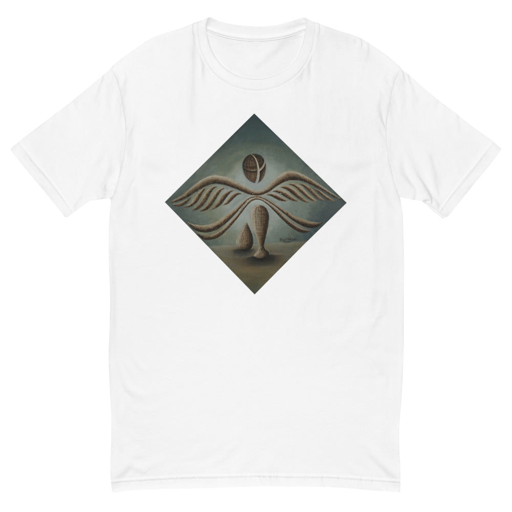 Man Of God Imagery T-shirt | White Colorway