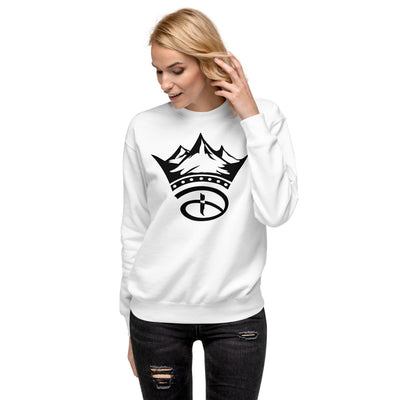 Creative Crown Unisex Fleece Pullover