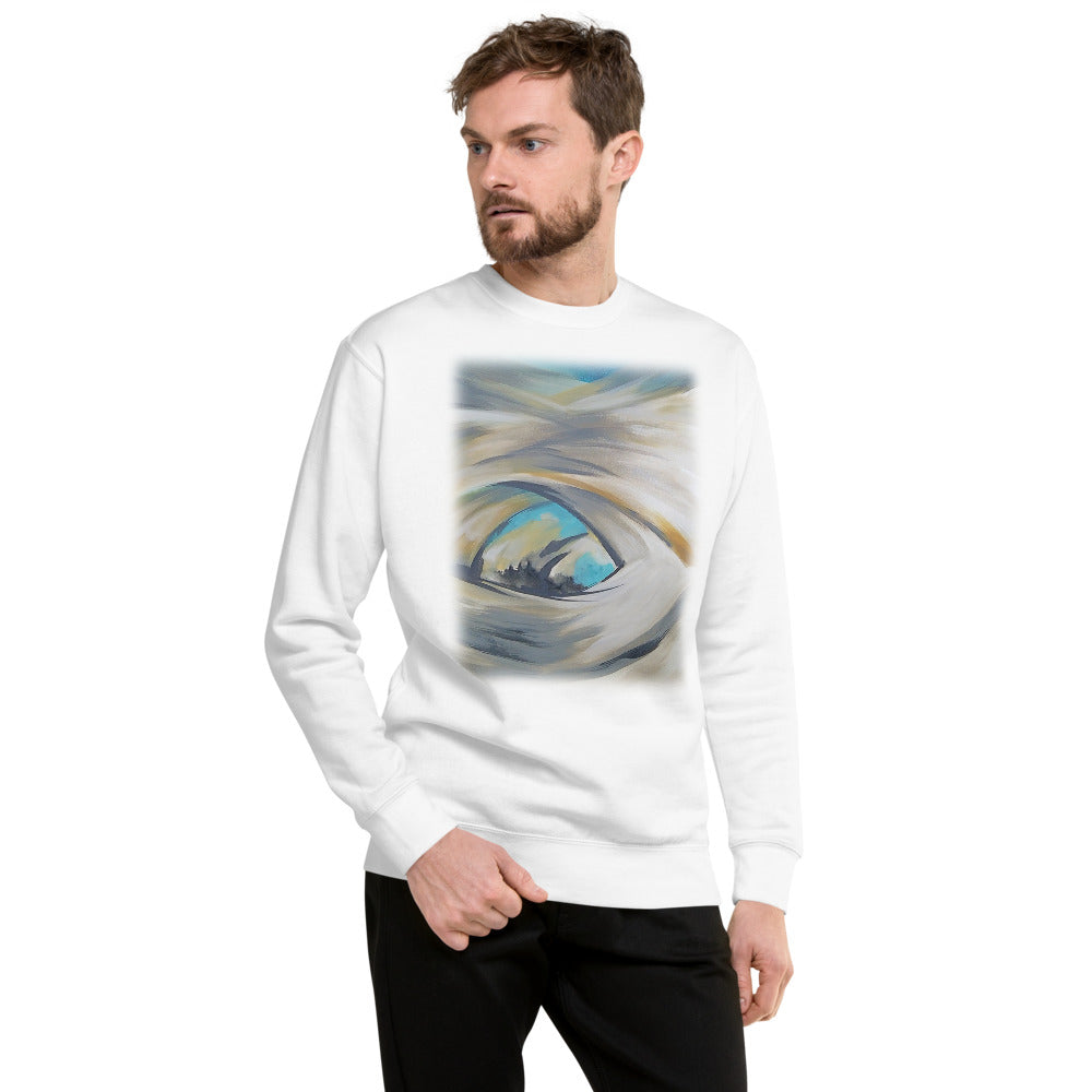 Cold Perception Unisex Fleece Pullover