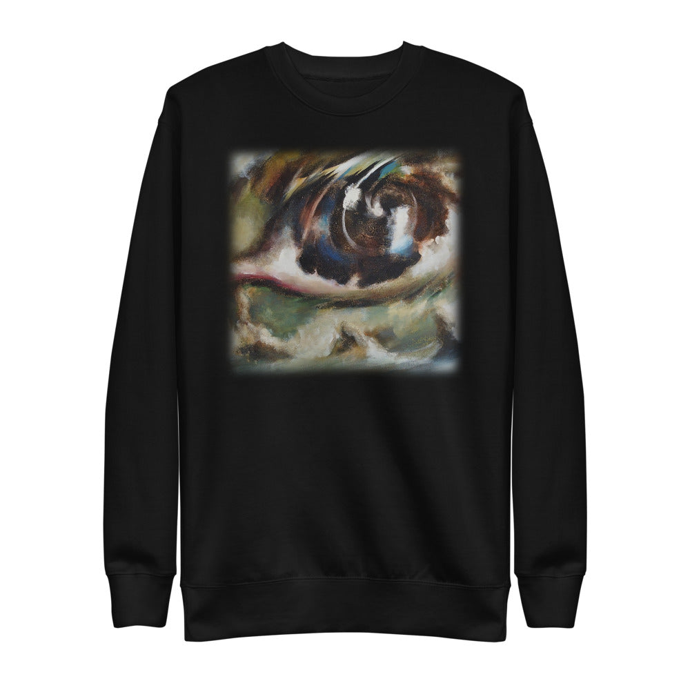 Perception From The Past Unisex Fleece Pullover
