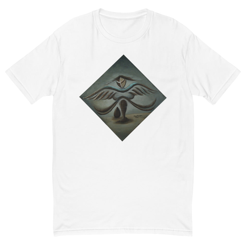 Woman Of God Imagery T-shirt | White Colorway