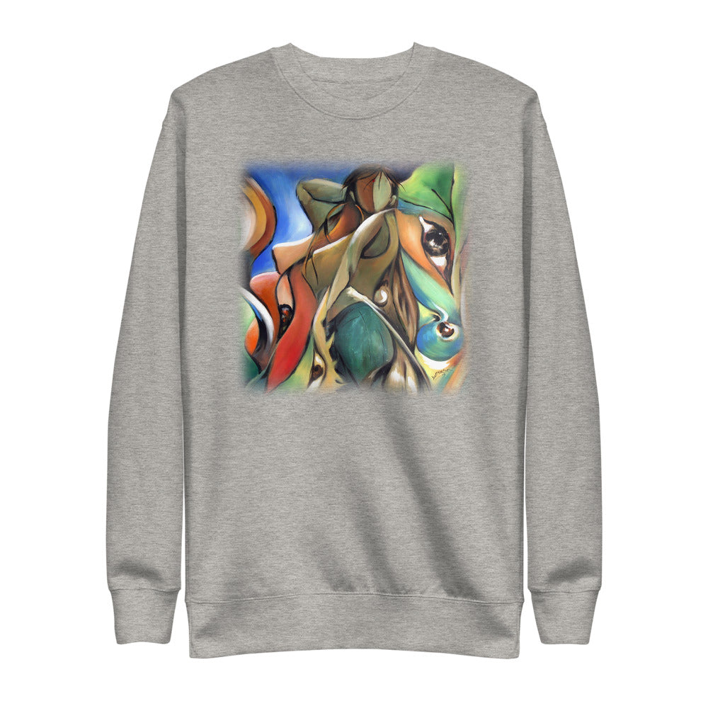 Colors of Youth Unisex Fleece Pullover