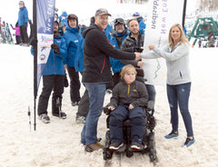 Burgeon Donates to New England Disabled Sports (NEDS)