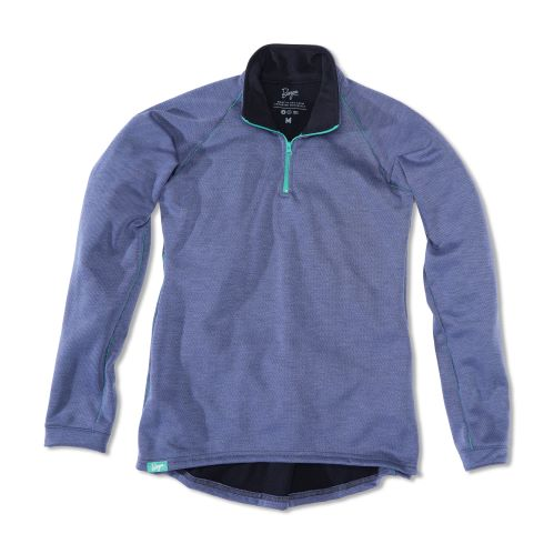 Women's Bond Quarter-Zip in Navy