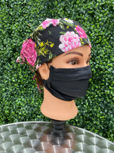 Load image into Gallery viewer, Roses Surgical Cap