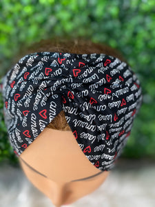 Love & Amour Twist Headband