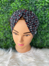 Load image into Gallery viewer, Love & Amour Twist Headband