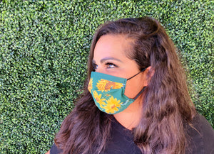 Sunflower Mask