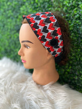 Load image into Gallery viewer, Simple Queen of Hearts Headband