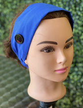 Load image into Gallery viewer, Simple Solid Color Headbands (14 Colors Available)