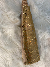 Load image into Gallery viewer, Simple Gold Sequin Headband