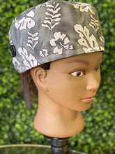 Load image into Gallery viewer, Grey Tropical Surgical Cap