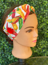 Load image into Gallery viewer, Hot Pepper Twist Headband