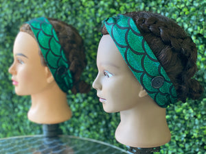 Simple Mermaid Dream Headband