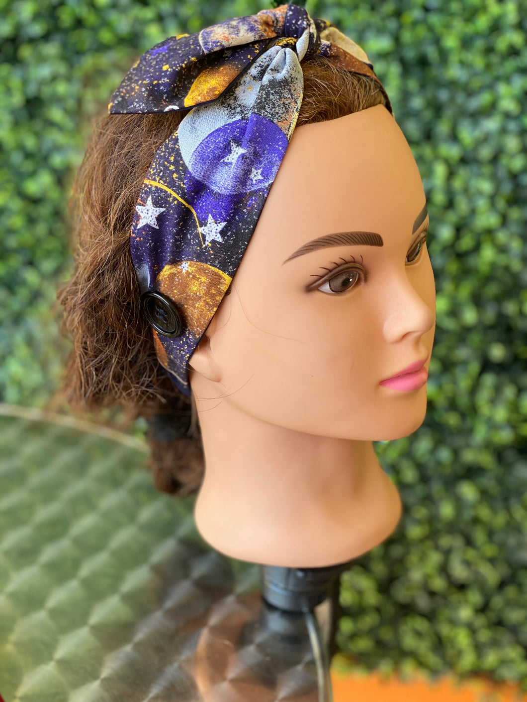 Galaxy ear saving headband