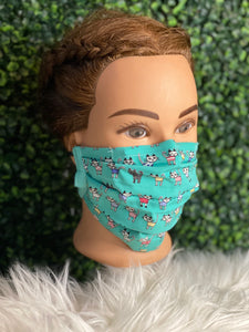 Cat Lovers Adjustable Mask