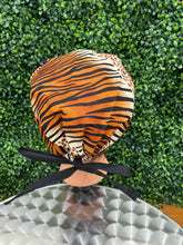 Load image into Gallery viewer, Animal Print Surgical Cap